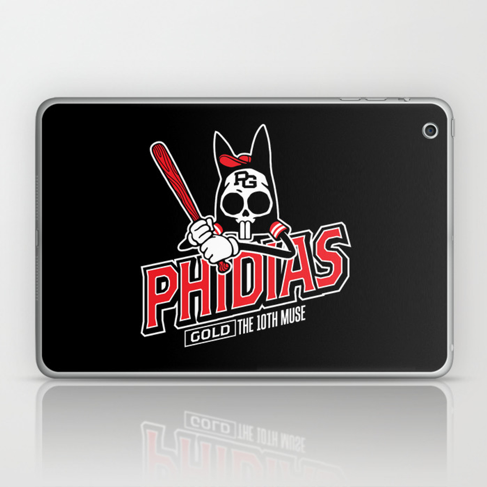 The Tenth Inning Laptop & Ipad Skin by Phidiasgold LSK953947