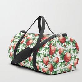 Pomegranate pattern II Duffle Bag