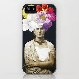 Beautiful Frida iPhone Case