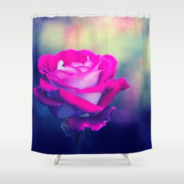 Dreams Never Die Shower Curtain