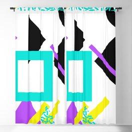 POP ART BB Blackout Curtain
