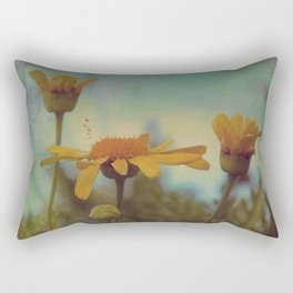 The beauty of simple things Rectangular Pillow