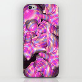 Morphing 3D iPhone Skin