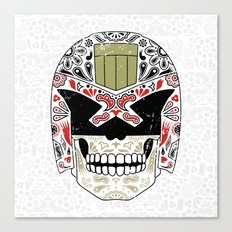 Day of the Dredd - Variant Canvas Print