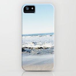 Peace of Sea iPhone Case