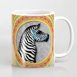 The Carousel Zebra Coffee Mug