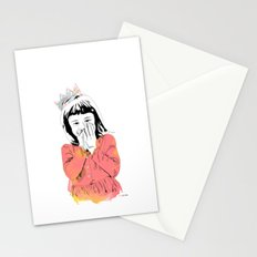 The Invisible Crown Stationery Cards