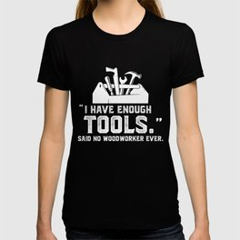Funny Novelty Gift For Carpenter T-shirt