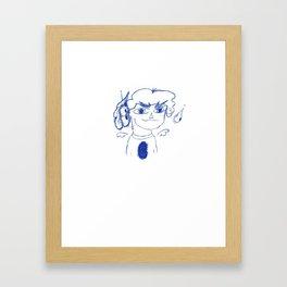 Cellphone  Framed Art Print