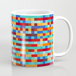 Bach Invention (Fire and Iceberg Colours) Coffee Mug