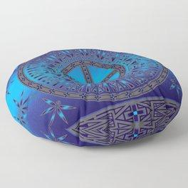 The Ancestors (Dragonfly) Floor Pillow