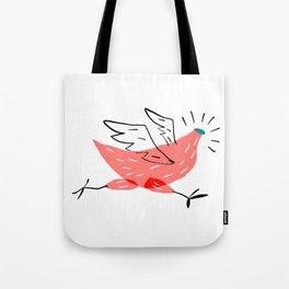 Headless chicken Tote Bag