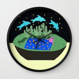 NewOrld Wall Clock
