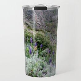 Mountain Paintbrushes (Big Sur) Travel Mug