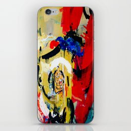 Mimo's Tiger  iPhone Skin