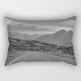 Mount Cook Road 1 Rectangular Pillow
