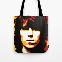 Keith & Mick Tote Bag