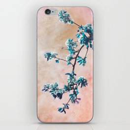 FIRST SPRING iPhone Skin