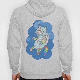 Unicorn Astronaut Hoody