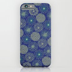 Flowers at night Slim Case iPhone 6
