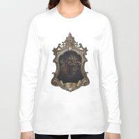 door Long Sleeve T-shirts featuring door by Erica Petit Illustrations