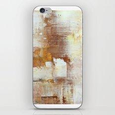 Honey Brown iPhone & iPod Skin