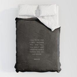 Call To Me Comforters