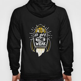9 To 5 Is For The Weak Funny Entrepreneur Hoody