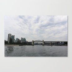 False Creek Canvas Print