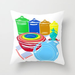 Favoriteware Collection Throw Pillow