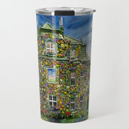 The Flowerhouse Travel Mug
