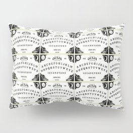 ouija board pattern Pillow Sham