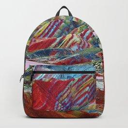 Rainbow Mountain Backpack