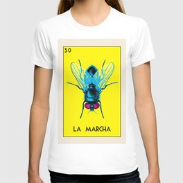BB LOTERIA CARD No.50 - Fly T-shirt