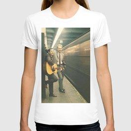 simon and garfunkel - wednesday morning, 3am - T-shirt