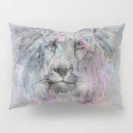 Heart like a Lion Pillow Sham
