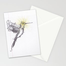 Lamp of the Body Stationery Cards