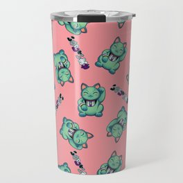 Maneki Neko Kei Travel Mug