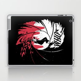From Gallifrey With Love Laptop & iPad Skin