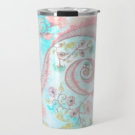 Open Mind Meditation Travel Mug
