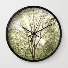 Branches of Life Wall Clock