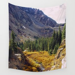 Autumn in Colorado Wall Tapestry