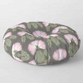 Mimosa Blooms Floor Pillow