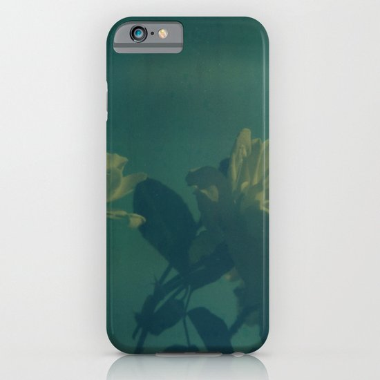 Blue Roses iPhone & iPod Case