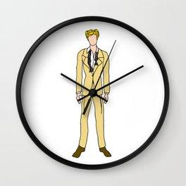 Rock Star Heroes 1 Wall Clock