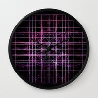 maps Wall Clocks featuring maps. by Daniel Craft