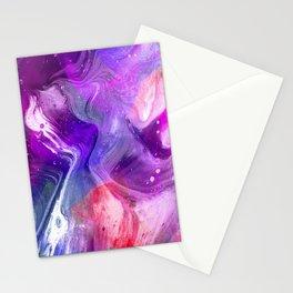 Ultraviolet Pleasure Stationery Cards