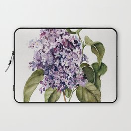 Lilac Branch Laptop Sleeve