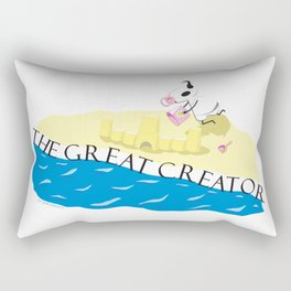 The Creator Rectangular Pillow
