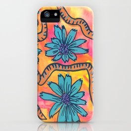 Worms and Weeds iPhone Case